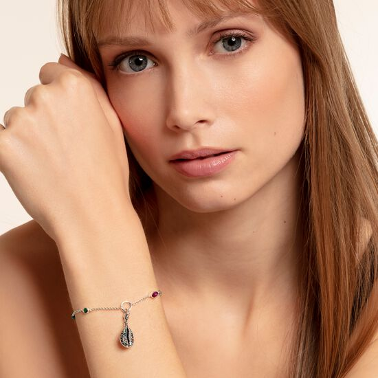 """Charm pendant """"seashell"""" from the  collection in the THOMAS SABO online store"""