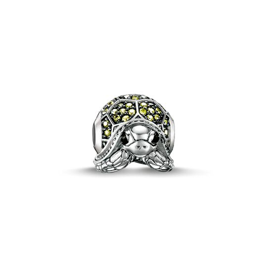 Bead tortoise from the Karma Beads collection in the THOMAS SABO online store
