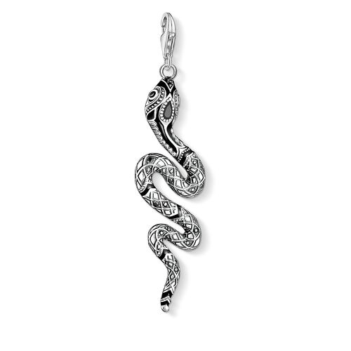 """Charm pendant """"snake"""" from the  collection in the THOMAS SABO online store"""