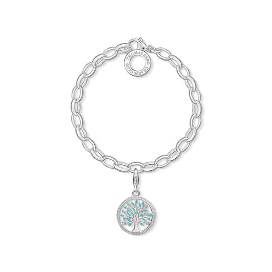 Charm bracelet Tree of Love from the Charm Club collection in the THOMAS SABO online store
