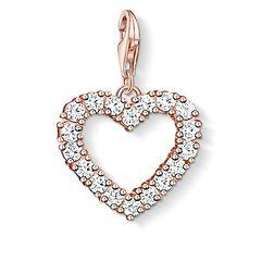 colgante Charm corazón de la colección  en la tienda online de THOMAS SABO