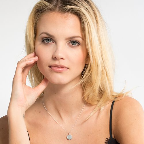 """pendant """"disc"""" from the Love Bridge collection in the THOMAS SABO online store"""