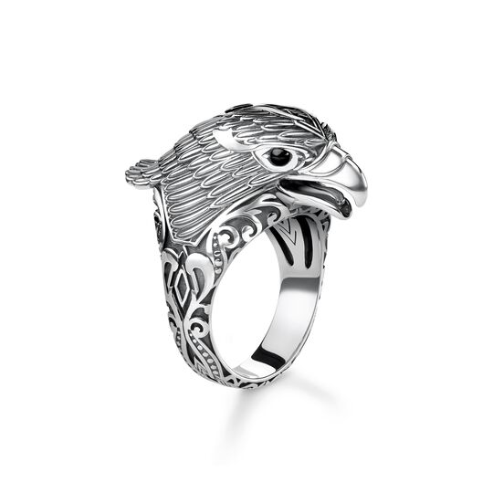ring eagle from the Rebel at heart collection in the THOMAS SABO online store