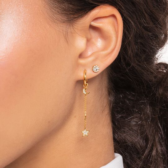 Charm Club Ear Candy Look 18 from the  collection in the THOMAS SABO online store