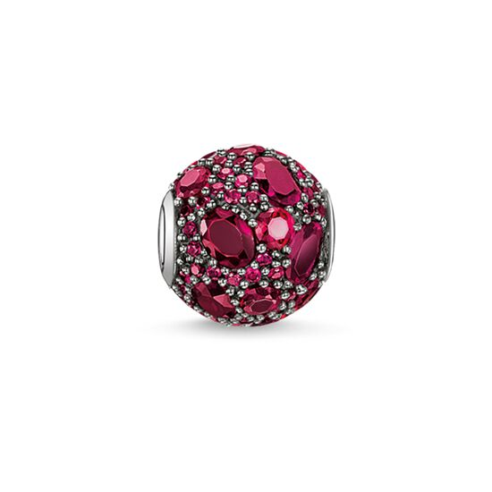 "Bead ""red fire"" from the Karma Beads collection in the THOMAS SABO online store"