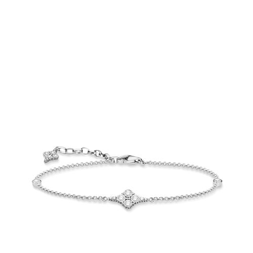 """bracelet """"Royalty white"""" from the Glam & Soul collection in the THOMAS SABO online store"""
