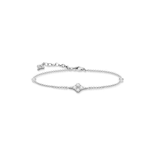 """Armband """"Royalty weiß"""" aus der Glam & Soul Kollektion im Online Shop von THOMAS SABO"""