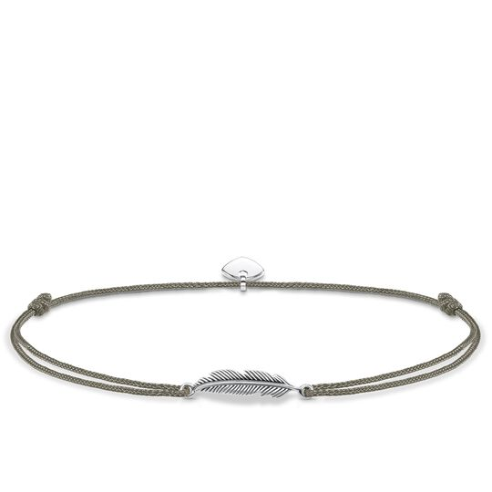 "anklet ""Little Secret feather"" from the Glam & Soul collection in the THOMAS SABO online store"