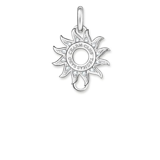 carrier sun pavé from the  collection in the THOMAS SABO online store