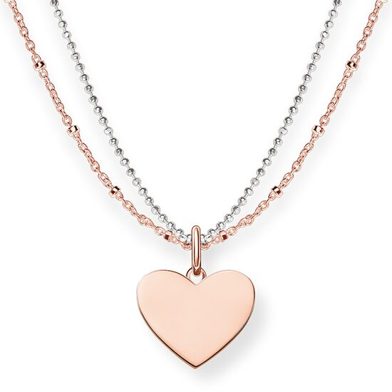 necklace from the Love Bridge collection in the THOMAS SABO online store