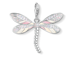 "Charm pendant ""dragonfly"" from the  collection in the THOMAS SABO online store"
