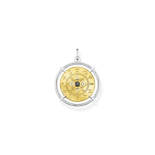 Pendant amulet elements of nature gold from the  collection in the THOMAS SABO online store