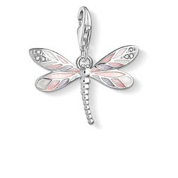 Charm pendant dragonfly from the Charm Club Collection collection in the THOMAS SABO online store