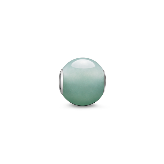 Bead aventurine verte de la collection Karma Beads dans la boutique en ligne de THOMAS SABO