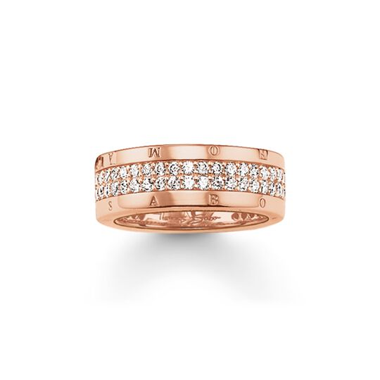 ring eternity classic from the  collection in the THOMAS SABO online store