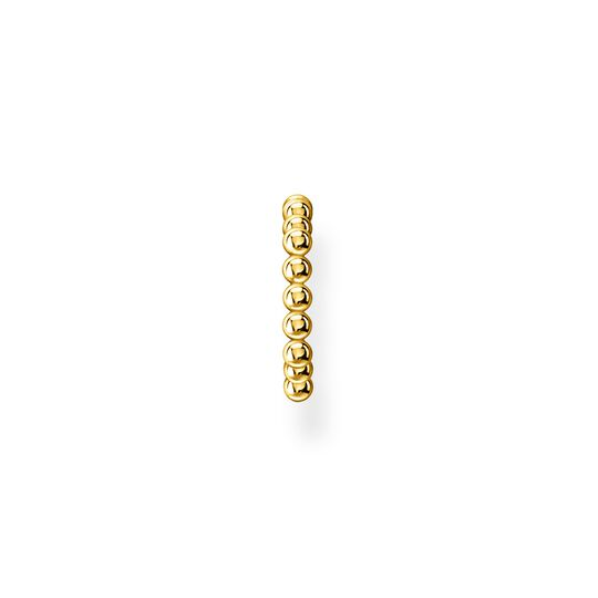Single ear cuff dots gold from the Charming Collection collection in the THOMAS SABO online store