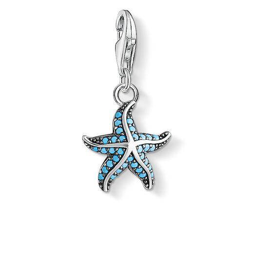 """Charm pendant """"starfish"""" from the  collection in the THOMAS SABO online store"""