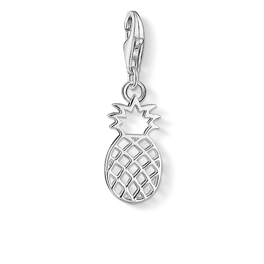 Charm pendant pineapple from the Charm Club collection in the THOMAS SABO online store