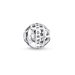 "Bead ""globe terrestre"" de la collection Karma Beads dans la boutique en ligne de THOMAS SABO"