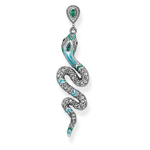 """pendiente """"serpiente"""" de la colección Glam & Soul en la tienda online de THOMAS SABO"""