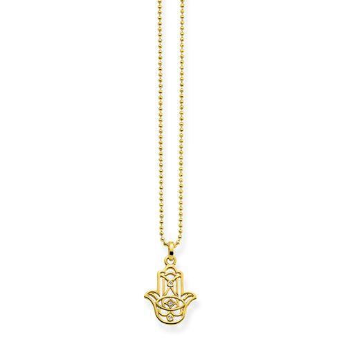 """Kette """"Fatimas Hand Ornamentik"""" aus der Glam & Soul Kollektion im Online Shop von THOMAS SABO"""