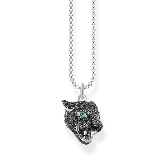 necklace Black cat from the  collection in the THOMAS SABO online store