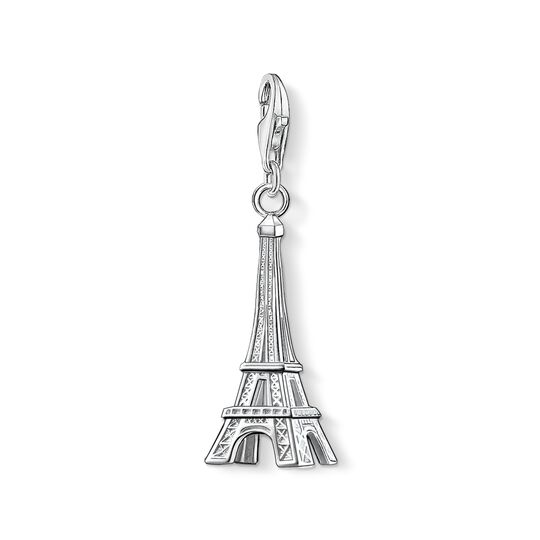 Charm pendant Eiffel Tower from the Charm Club collection in the THOMAS SABO online store