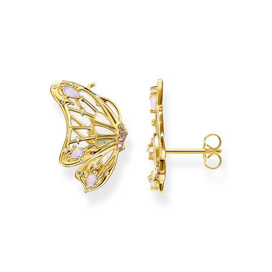 Boucles d'oreilles papillon or de la collection  dans la boutique en ligne de THOMAS SABO