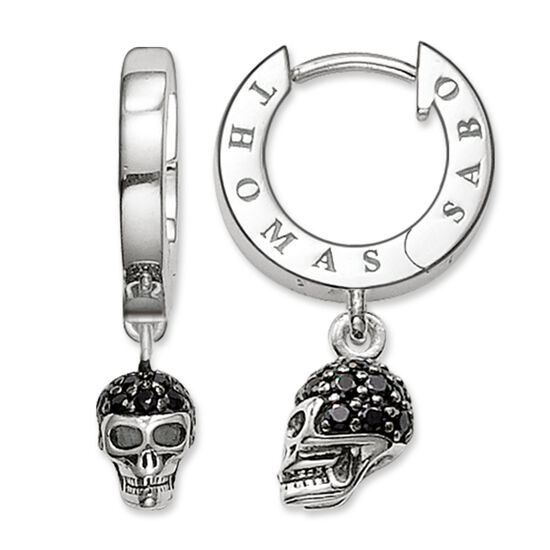Creolen aus der Rebel at heart Kollektion im Online Shop von THOMAS SABO