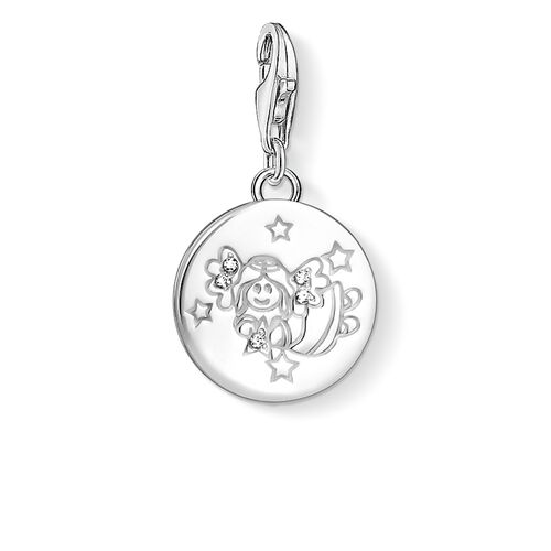 "Charm pendant ""little angel"" from the  collection in the THOMAS SABO online store"