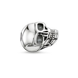 Bead skull large from the Karma Beads collection in the THOMAS SABO online store