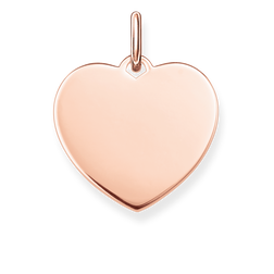 "pendant ""heart"" from the Love Bridge collection in the THOMAS SABO online store"