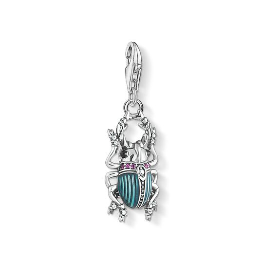 Charm pendant Bug from the Charm Club collection in the THOMAS SABO online store