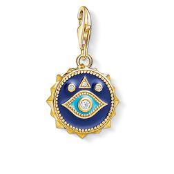 Charm-Anhänger Blaues Nazar Auge aus der  Kollektion im Online Shop von THOMAS SABO
