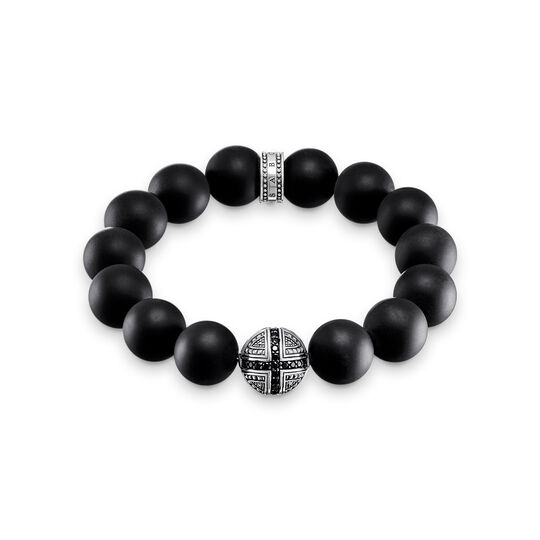 Power Bracelet Cross from the  collection in the THOMAS SABO online store
