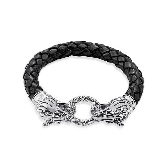 leather bracelet dragon from the  collection in the THOMAS SABO online store