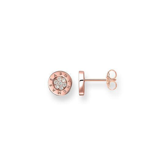 ear studs classic pavé from the  collection in the THOMAS SABO online store