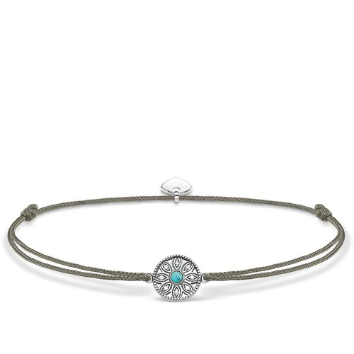 "anklet ""Little Secret ethno amulet"" from the Glam & Soul collection in the THOMAS SABO online store"