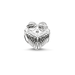 "Bead ""angel heart"" from the Karma Beads collection in the THOMAS SABO online store"