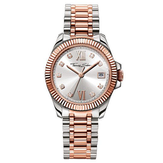 Women's Watch DIVINE from the Glam & Soul collection in the THOMAS SABO online store