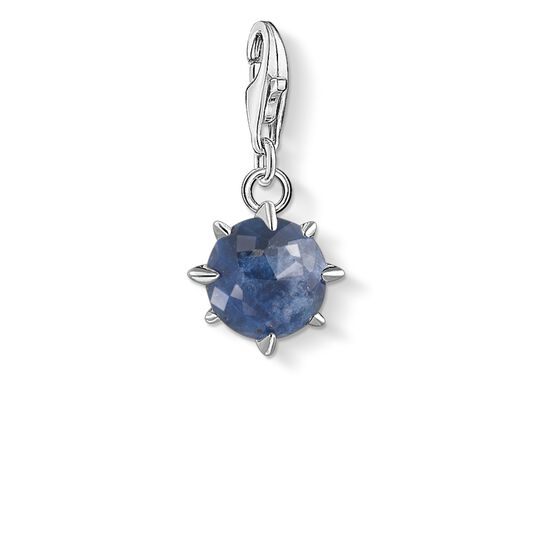Charm pendant birth stone September from the Charm Club collection in the THOMAS SABO online store