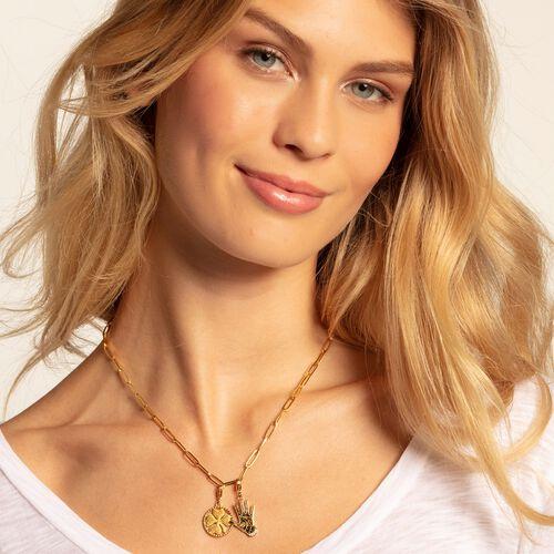 """pendentif Charm """"vintage main or"""" de la collection  dans la boutique en ligne de THOMAS SABO"""