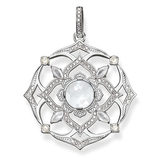 """pendant """"crown chakra"""" from the Chakras collection in the THOMAS SABO online store"""