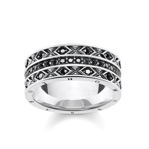 "ring ""Asian ornaments"" from the Glam & Soul collection in the THOMAS SABO online store"