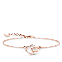 "bracelet ""cœur Together Forever"" de la collection Glam & Soul dans la boutique en ligne de THOMAS SABO"