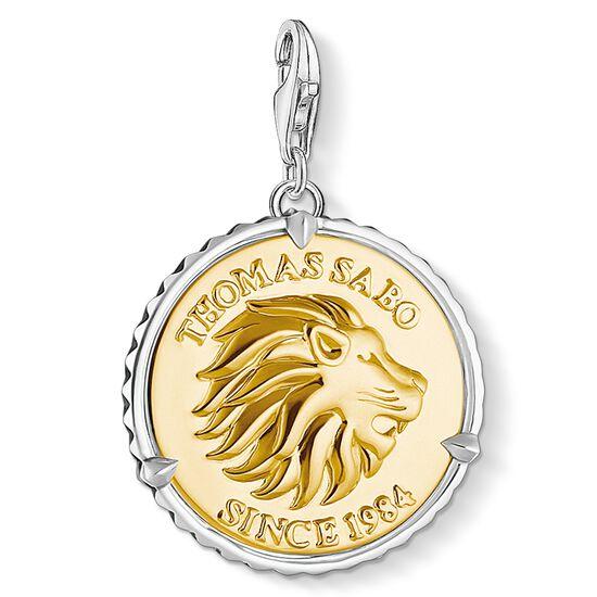 """Charm-Anhänger """"Coin Löwe"""" aus der  Kollektion im Online Shop von THOMAS SABO"""