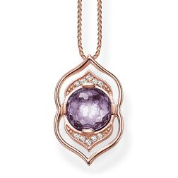 """necklace """"third-eye chakra"""" from the Chakras collection in the THOMAS SABO online store"""