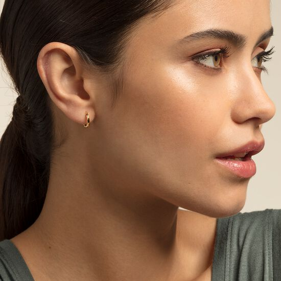 hoop earrings from the Glam&Soul collection in the THOMAS SABO online store
