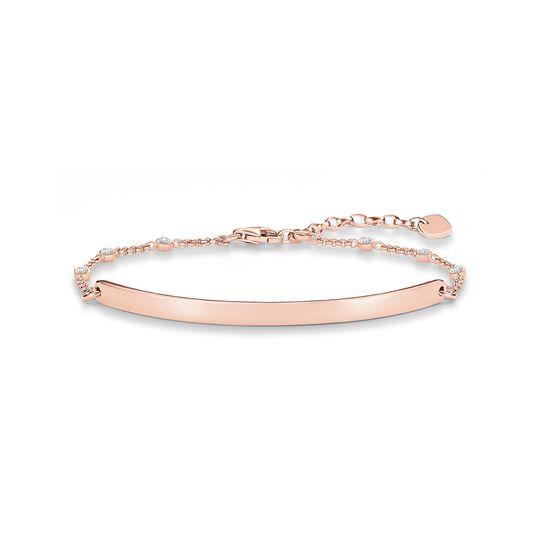 """Armband """"Sparkling Circles"""" aus der Love Bridge Kollektion im Online Shop von THOMAS SABO"""
