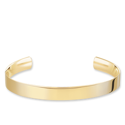 "bangle ""Love Cuff"" from the Glam & Soul collection in the THOMAS SABO online store"